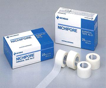 NICHIBAN SURGICAL TAPE-21N (Foreign brand name: NICHIPORE ...