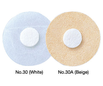 No.30 (White) and No.30A (Beige)